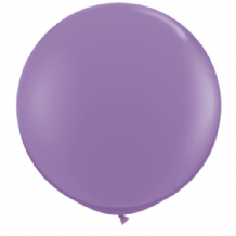 3ft Giant Balloons - Lilac Latex Balloon 1pc